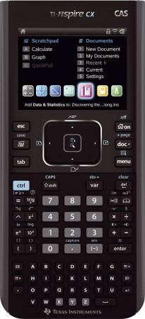 TI-Nspire CX CAS - CAS-Grafikrechner