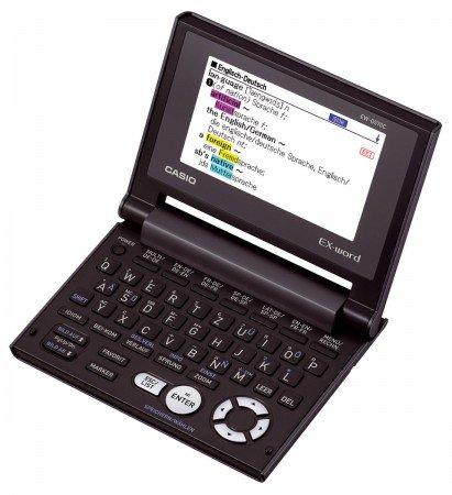 Casio EW-G 570 C - elektronisches Wörterbuch EX-word