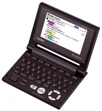 Casio EW-G 560 C - elektronisches Wörterbuch EX-word