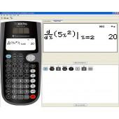 TI-SmartView Emulator für TI-30 X Pro MulitView PC-Emulator Einzellizenz