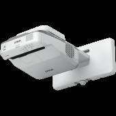 Epson EB-685W 3500ANSI Lumen 3LCD WXGA (1280x800) Wand-Projektor Grau, Weiß