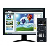 TI-Nspire CX Texas Instruments Color-Display TouchPad/110MB/Akku/USB/inkl.PC-Software-TEACHER