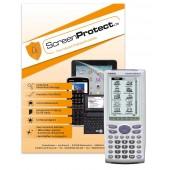 ScreenProtect Displayschutzfolie AntiReflex für Casio ClassPad 330+ (Folie+Microfasertuch)
