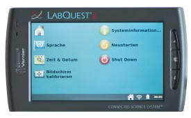 Vernier LabQuest2 - Messwerterfassungssystem