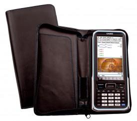 CalcCase - Schutztasche - schwarz für FX-CP400