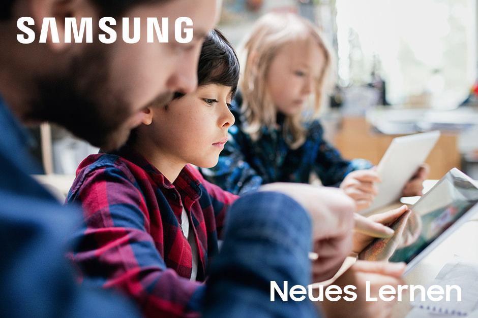 SAMSUNG - Neues Lernen