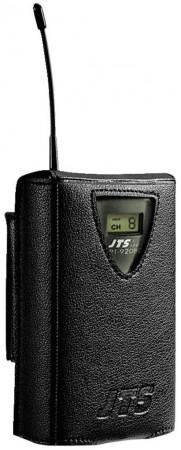 JTS PT-920BG/5 UHF-PLL-Taschensender mit Lavaliermikrofon