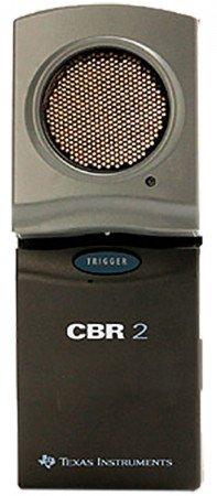 TI-CBR 2 Texas Instruments Calculator-Based-Ranger Ultraschall-Bewegungsmesser USB u. seriellem Port