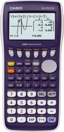 Casio FX-9750 G II - Grafikrechner