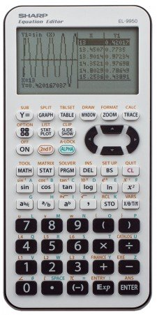 Sharp EL-9950G - Grafikrechner