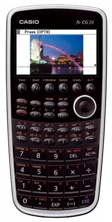 Casio FX-CG20 - Grafikrechner