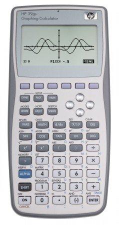 HP-39 GS - Grafikrechner