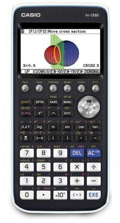 Casio FX-CG 50 - Grafikrechner