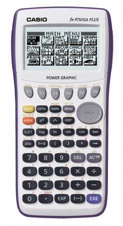 Casio FX-9750 GA PLUS Grafikrechner - GEBRAUCHT -