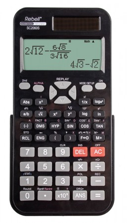 Rebell SC 2060S - Wissenschaftlicher Tascherechner