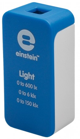 Mehrbereichs-Luxmeter für Einstein