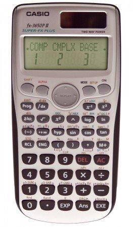 Casio FX-3650 P II - programmierbarer Rechner