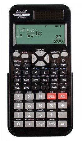 Rebell SC 2080S - Wissenschaftlicher Tascherechner