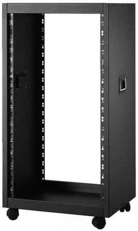 "MONACOR RACK-20/SW Professionelle Studioracks für 482-mm-Geräte (19"")"