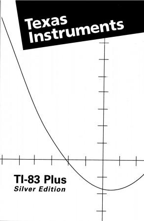 Anleitung französisch für TI-83 PLUS
