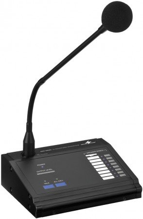 MONACOR ARM-880RC ELA-Kommandomikrofon