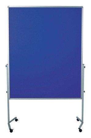 Legamaster PREMIUM mobile Moderationstafel marineblau 150 x 120 cm