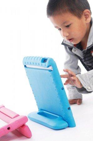"PARAT KidsCover für iPad 9,7"" (2017); blau"