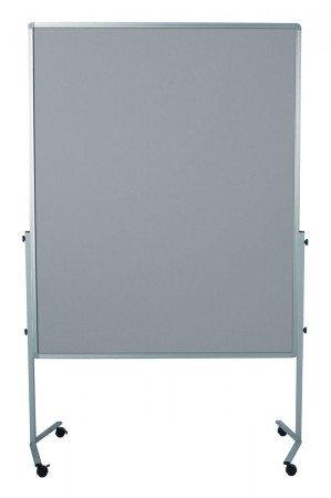 Legamaster PREMIUM mobile Moderationstafel grau 150 x 120 cm