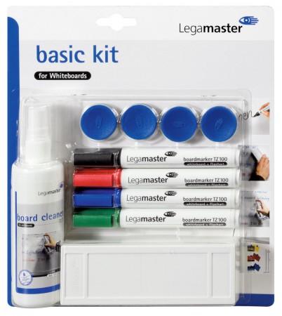 Legamaster BASIC Kit Magnettafel-Zubehörset