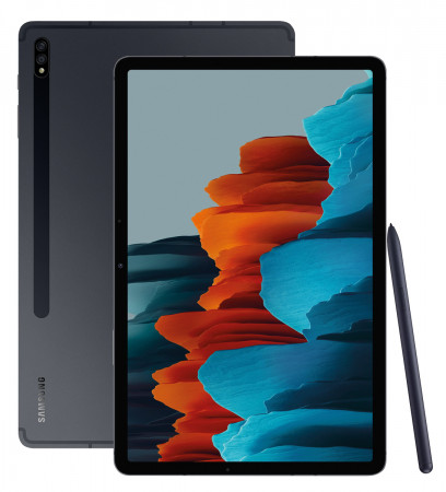 "Samsung Galaxy Tab S7 WIFI Tablet Mystic Black Android - 128 GB - 27.81 cm (11"") RAM 6 GB"