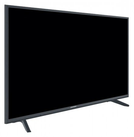 "Grundig 55 GUT 7077 Miami Fire TV Edition 139 cm (55"") LCD-TV mit LED-Technik anthrazit"
