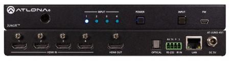 Atlona AT-Juno-451 - HDMI Switcher 4x1