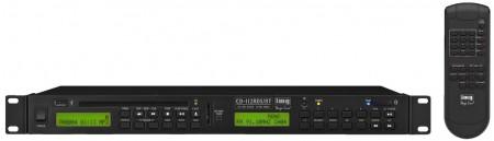 MONACOR CD-112RDS/BT CD- und MP3-Spieler mit FM-RDS-Tuner