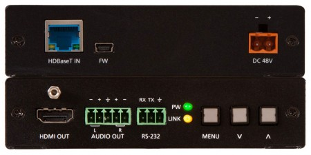 Atlona AT-HDVS-150-RX - HDBaseT Receiver/Scaler