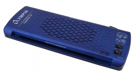 Olymp A 235 Plus, blau