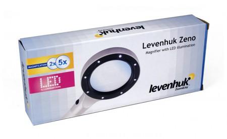 Levenhuk Zeno 50 LED-Lupe, 2,2/4,4x, 88/21 mm