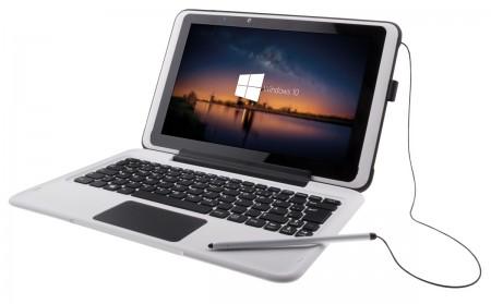 "scieneo.ardeo II 10,1"" 2in1 - robustes Schüler-Tablet mit Windows10 Pro"