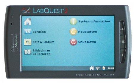 Vernier LabQuest2 - Messwerterfassungssystem  LABQ2