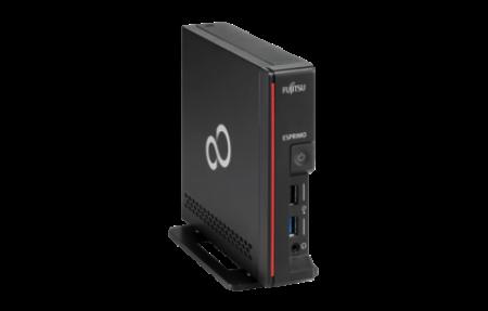 Fujitsu ESPRIMO G558 - Mini-PC - 1 x Core i3 9100 / 3.6 GHz