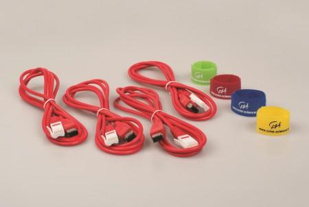 BT - IEEE 1394 Sensor Kabel 4er Pack