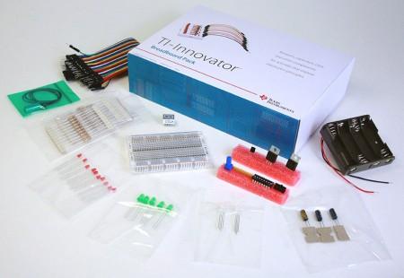 TI-Innovator Breadboard-Paket