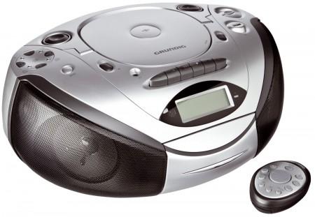 Grundig RRCD 3720 DEC - CD-Radio-Recorder