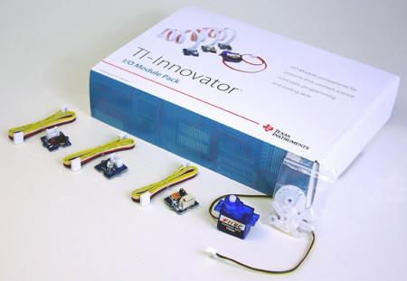 TI-Innovator I/O Modul