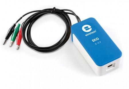EKG-Sensor (Herzstrom) für Einstein