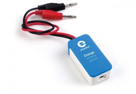 Sensor elektrostatische Ladung für Einstein