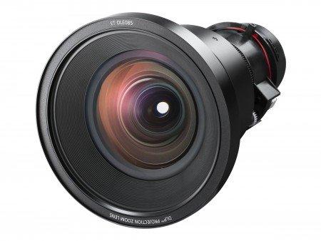 Panasonic ET-DLE085 - Zoomobjektiv - 11.8 mm