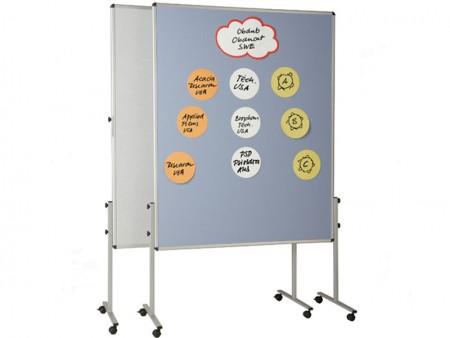 Medium Moderationstafel starr 150 x 120cm