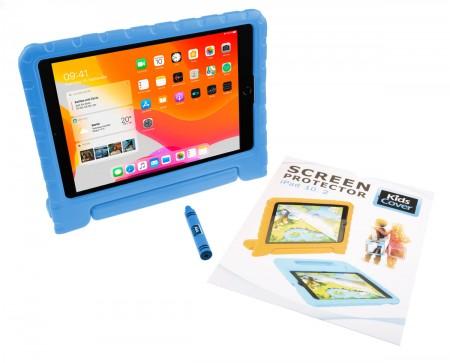 """KidsCover für iPad 10,2"""" (2019 & 2020); blau inkl.Pen und ScreenCover"""