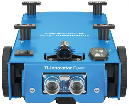 TI-Innovator Rover - programmierbares Roborfahrzeug