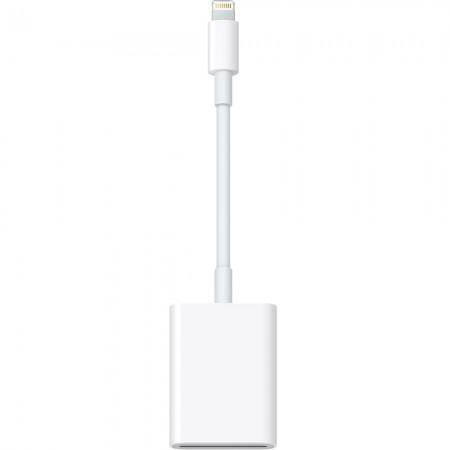 Apple Lightning to SD Card Camera Reader -